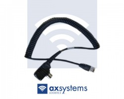 CABLE ASSY,RJ45,10 PIN TO...
