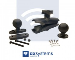 RAM MOUNT KIT, ROUND BASE,...
