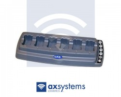 6 SLOT BATTERY CHARGER WITH...