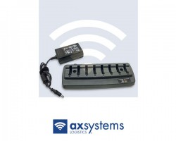 8 BAY BATTERY CHARGER 8650...